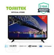 """Toshitek 24"""" Full HD LED TV With 3 Year Warrant 
