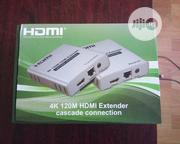 4K 120m HDMI Extender Multi Receiver Cascade Connection | Audio & Music Equipment for sale in Lagos State, Lagos Mainland