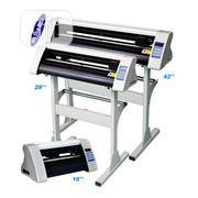 """42"""" High Speed 4""""Digital Display Vinyl Cutting Plotter 