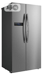 Midea Side By Side Refrigerator Hc-689wen | Kitchen Appliances for sale in Lagos State, Ikeja