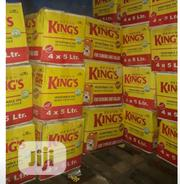 Carton 5litres Kings Vegetable Oil | Meals & Drinks for sale in Lagos State, Lagos Island