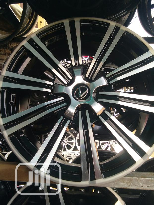 Brand New Alloyd Wheel For Lexus 2019