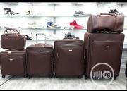Original Travelling Leather Bags Set Of 6 | Bags for sale in Lagos State, Lagos Island