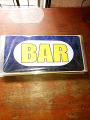 Bar Signage. | Safety Equipment for sale in Lagos State, Orile