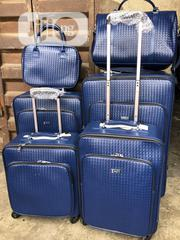 Quality Travelling Trolley Leather Bags Set of 6 | Bags for sale in Lagos State, Lagos Island