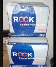 ROCK BATTERY 100ahs 12volts | Solar Energy for sale in Lagos State, Ojo