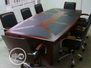 This Is High Quality Brand New Eight Seaters Conference Table | Furniture for sale in Rivers State, Port-Harcourt