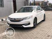 Honda Accord 2017 White | Cars for sale in Lagos State, Lagos Mainland