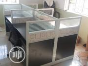 This Is High Quality Brand New Workstation Table By 4 | Furniture for sale in Rivers State, Port-Harcourt