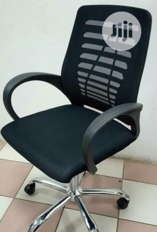 This Is High Quality Brand New Office Chair Stainless Star Leg