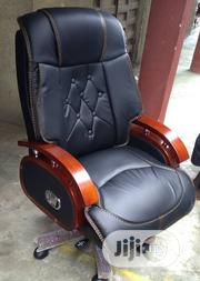 This Is High Quality Brand New Super Office Chair Black | Furniture for sale in Rivers State, Port-Harcourt