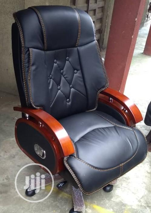 This Is High Quality Brand New Super Office Chair Black