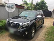 Toyota Land Cruiser Prado 2015 Black | Cars for sale in Lagos State, Victoria Island