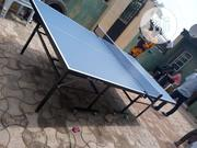 Table Tennis Board ( Waterproof ) With Bats Eggs   Sports Equipment for sale in Lagos State, Ikeja