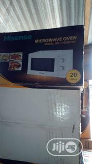 Hisense Micro Wave White 20liters | Kitchen Appliances for sale in Lagos State, Ojo