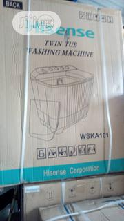 Hisense 10kg Top Loader Washing Machine | Home Appliances for sale in Lagos State, Ojo