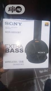 Sony Extra Bass Wireless Headset | Headphones for sale in Lagos State, Ikeja