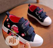 Girls Canvas Kids Sneakers | Children's Shoes for sale in Lagos State, Amuwo-Odofin