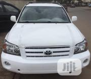 Toyota Highlander 2006 White | Cars for sale in Abuja (FCT) State, Gwarinpa