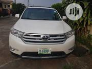 Toyota Highlander Limited 2012 White | Cars for sale in Lagos State, Alimosho