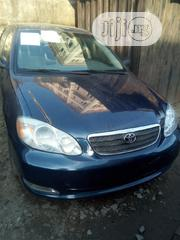 Toyota Corolla 1.6 VVT-i 2006 Blue | Cars for sale in Lagos State, Isolo