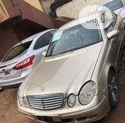 Mercedes-Benz E240 2005 Gold | Cars for sale in Lagos State, Yaba