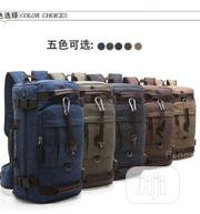 Exotic Travel Backpack With Waist Flaps For Jungle Travel   Bags for sale in Lagos State, Ikeja