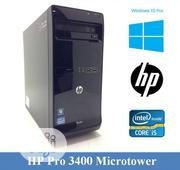 New Desktop Computer HP 8GB Intel Core i5 HDD 1T | Laptops & Computers for sale in Lagos State, Ikeja