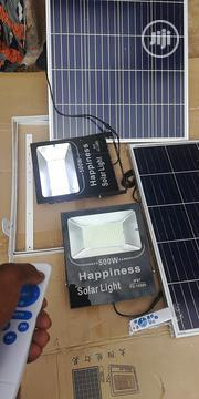 500W Solar Rechargeable Lamp   Solar Energy for sale in Edo State, Egor