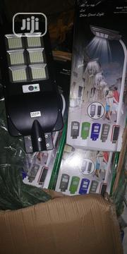 300w All In One Motion Detection Lamp   Solar Energy for sale in Edo State, Egor