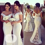 New Chiffon Wedding Maxi Formal Party Dress | Clothing for sale in Lagos State, Ikoyi