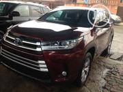 Toyota Highlander 2015 Red | Cars for sale in Lagos State, Ajah