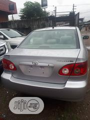 Toyota Corolla 2005 LE Silver | Cars for sale in Lagos State, Isolo