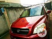 Honda Pilot 2004 EX 4x4 (3.5L 6cyl 5A) Red | Cars for sale in Imo State, Owerri North