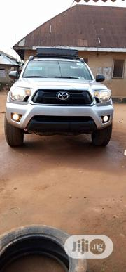 Toyota Tacoma 2012 Silver | Cars for sale in Lagos State, Alimosho
