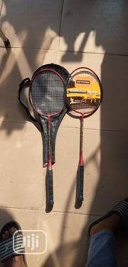 2 IN 1 Professional Badminton Rackets   Sports Equipment for sale in Lagos State, Surulere