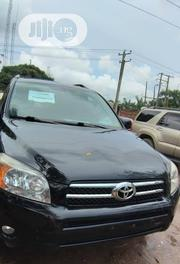 Toyota RAV4 2008 Limited Black | Cars for sale in Lagos State, Alimosho