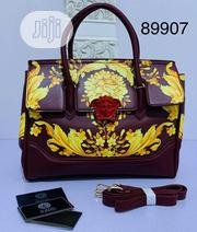 Luxury Woman Versace Quality Shoulder Handbag | Bags for sale in Lagos State, Lagos Island