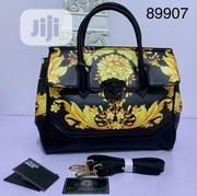 Original Female Versace Black Shoulder Handbag | Bags for sale in Lagos State, Lagos Island