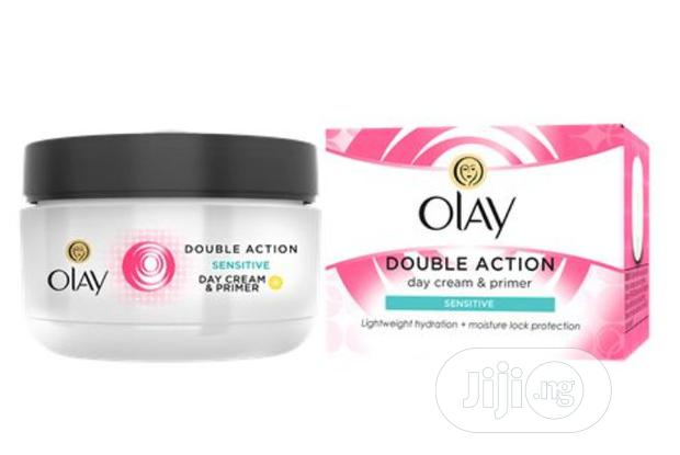 Olay Double Action Day Cream Primer for Sensitive Skin 50ml