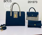 Female 3 in 1 Faux Leather Handbag | Bags for sale in Lagos State, Lagos Island
