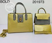 Quality 3 in 1 Ladies Faux Leather Handbag | Bags for sale in Lagos State, Lagos Island