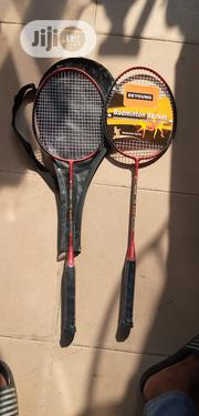 2 IN 1 Professional Badminton Rackets | Sports Equipment for sale in Lagos State, Ikeja