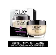 Olay Total Effects 7-In-1 Anti-Ageing Night Firming Cream(48ml) | Skin Care for sale in Lagos State, Amuwo-Odofin