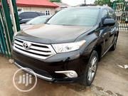Toyota Highlander 2012 Black | Cars for sale in Lagos State, Alimosho