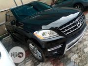 Mercedes-Benz M Class 2014 Black | Cars for sale in Lagos State, Alimosho