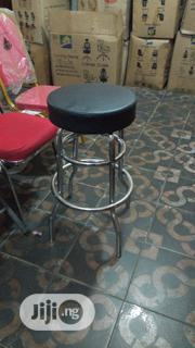 Bar Stool With Leather Top | Furniture for sale in Lagos State, Ojo