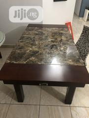 Marble Top Dining Table With Extendable Sides | Furniture for sale in Lagos State, Lekki Phase 2