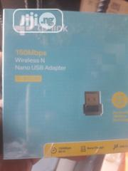 Tp Link Wireless N Nano USB Adapter | Computer Accessories  for sale in Lagos State, Ikeja