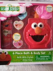 6 Piece Sesame Street Bath & Body Set | Bath & Body for sale in Lagos State, Surulere